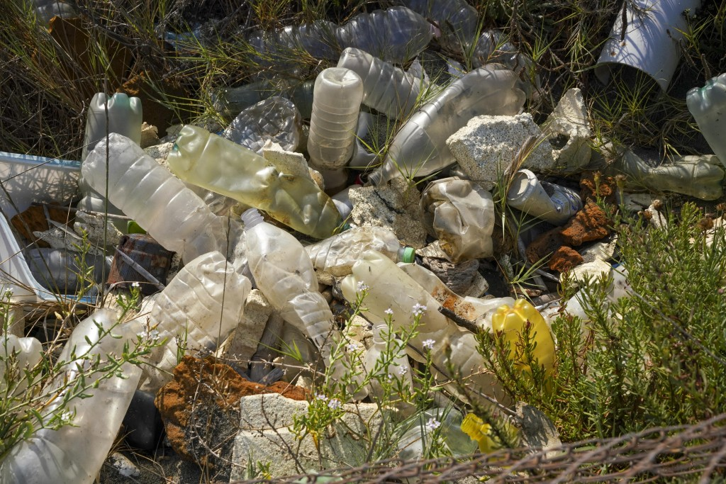 Italy garbage dips with virus lockdowns, but plastics rise