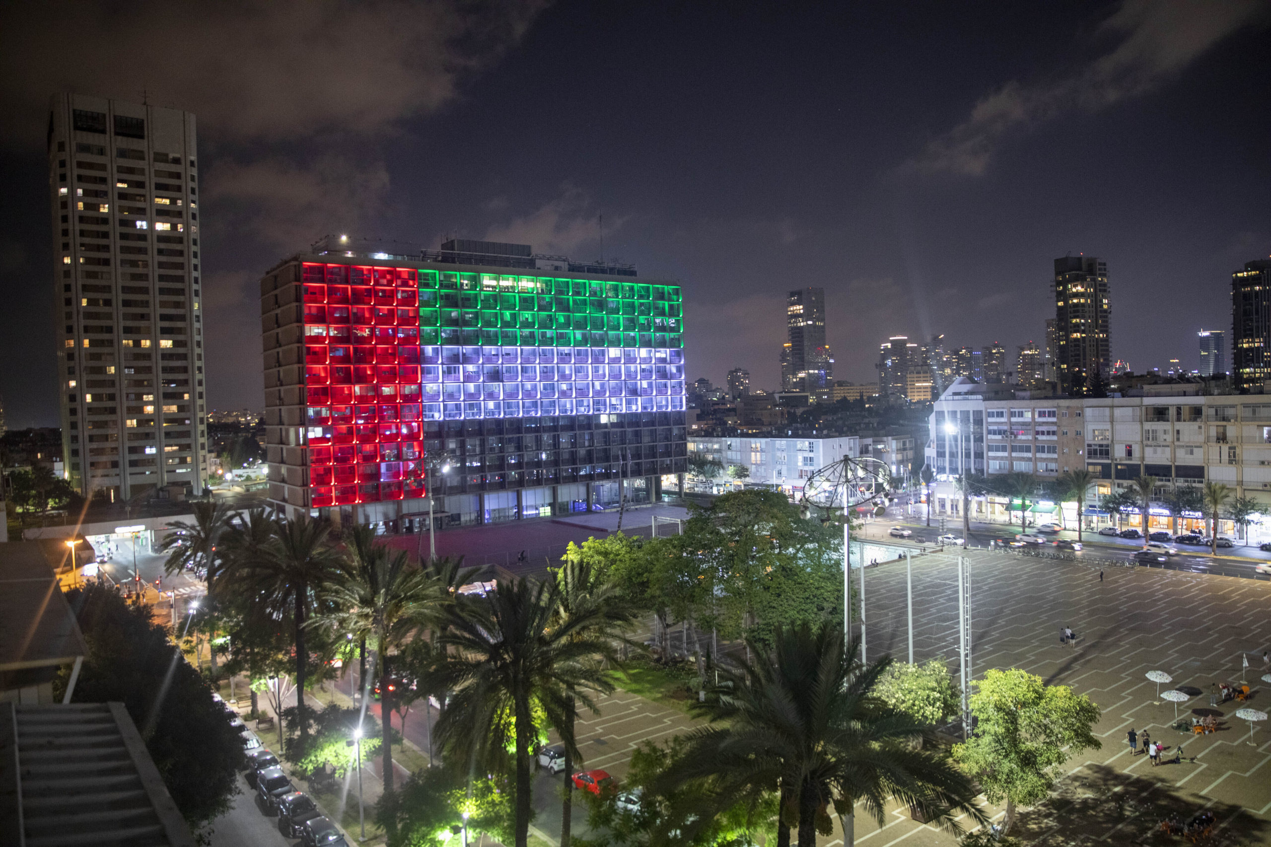 UAE, Israel establish direct phone service