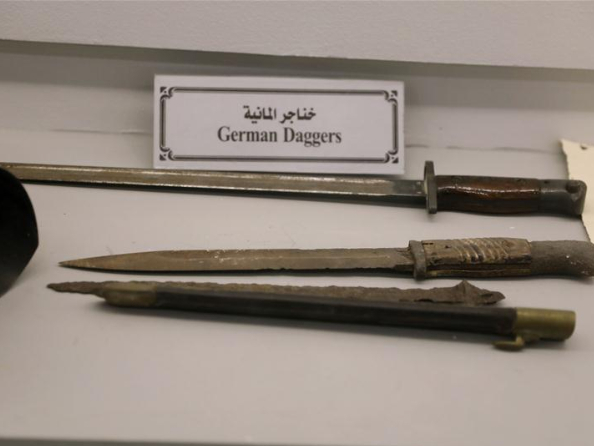 Feature: Egyptian museum bears witness to crucial World War II battle