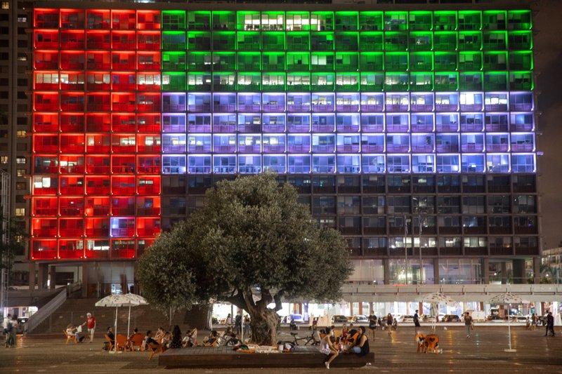Regional leaders bashing the deal between UAE and Israel