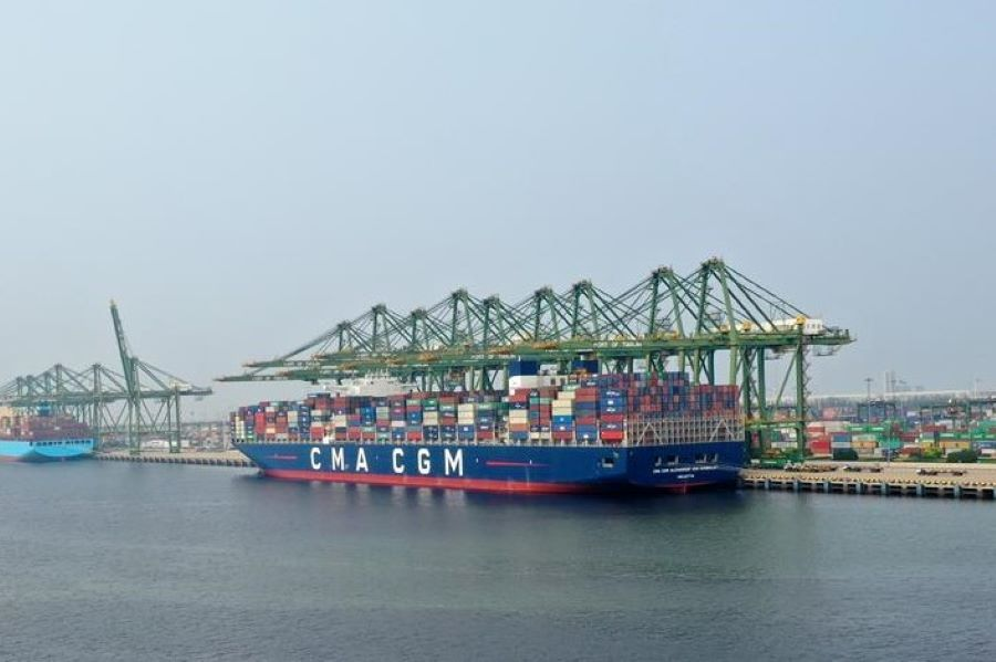Tianjin Shipping Index up 4.29%