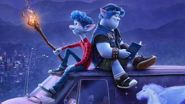 Animated films 'Onward', 'Trolls World Tour' to hit Chinese theaters