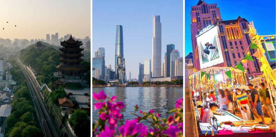 Top 10 most attractive Chinese cities in Q2 2020