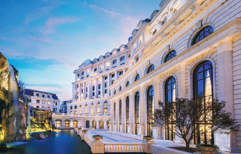 China has 845 five-star hotels at end of 2019