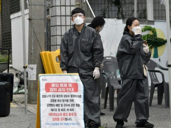 Thousands of S. Korea church members quarantined over virus