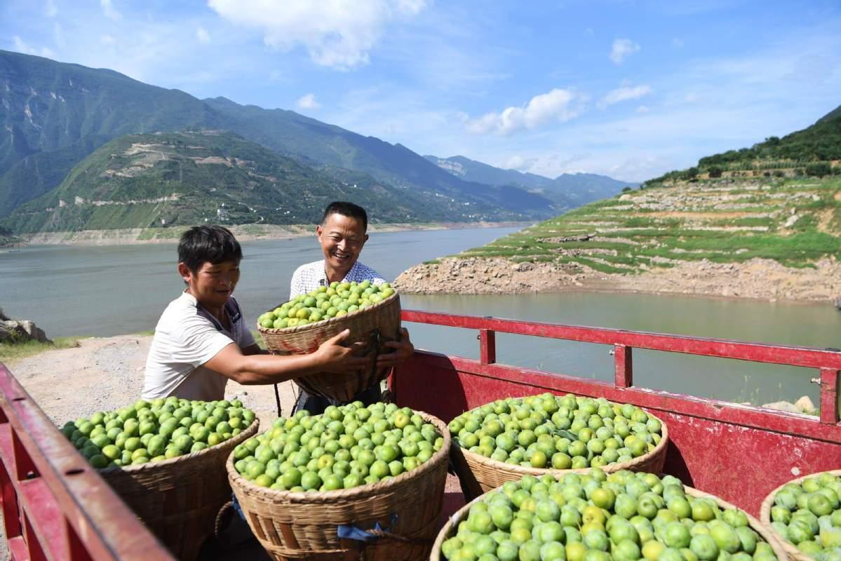River protection efforts bear fruit