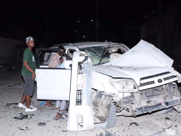 Sixteen killed, dozens injured in Somalia hotel attack