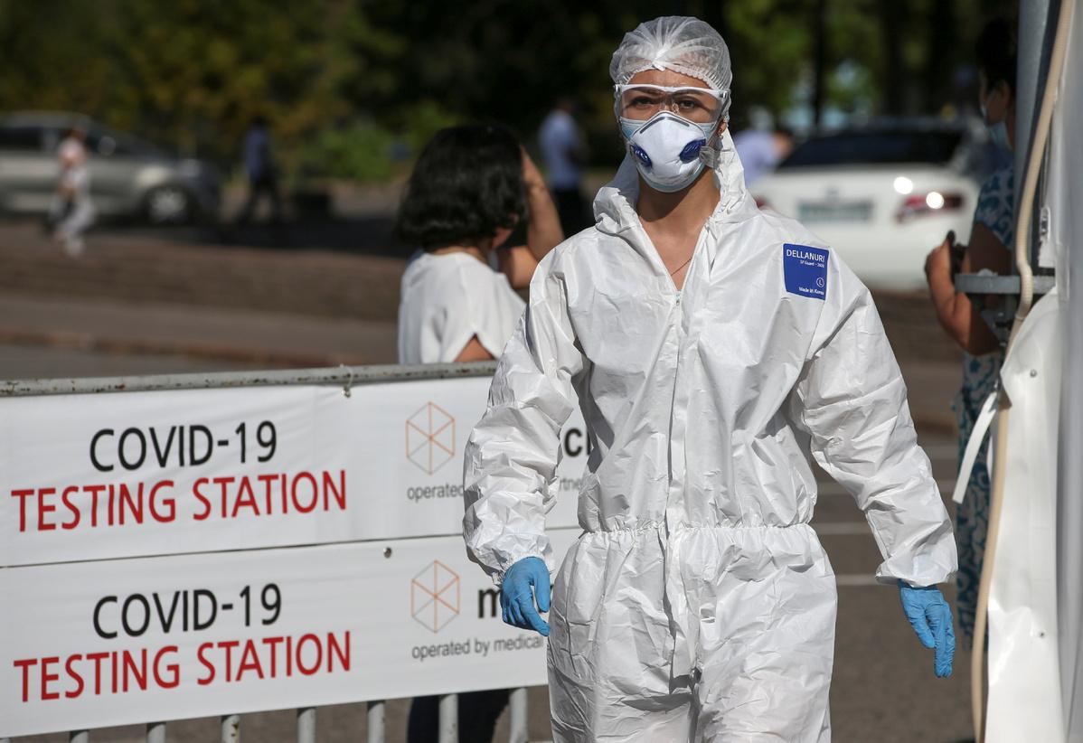 Kazkhastan gradually eases quarantine measures