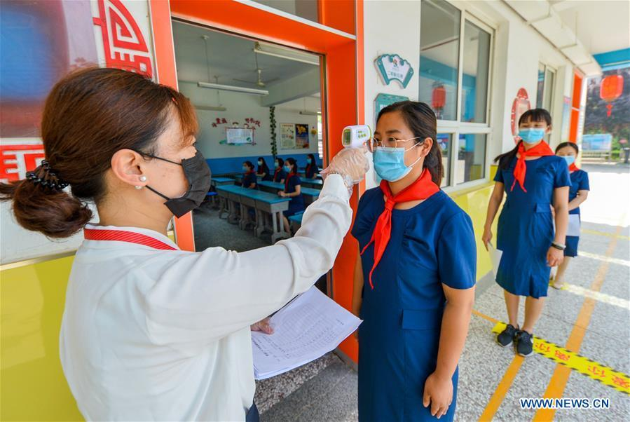 Guideline sets rules for school reopenings in fall