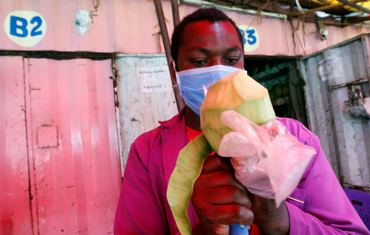 Kenya's COVID-19 cases surpass 30,000