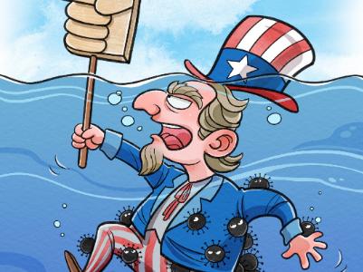 Blaming China won't solve US' problems