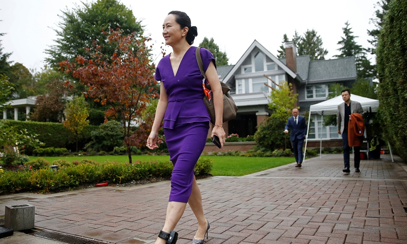 US, Canada abuse extradition treaty in Meng Wanzhou case: FM