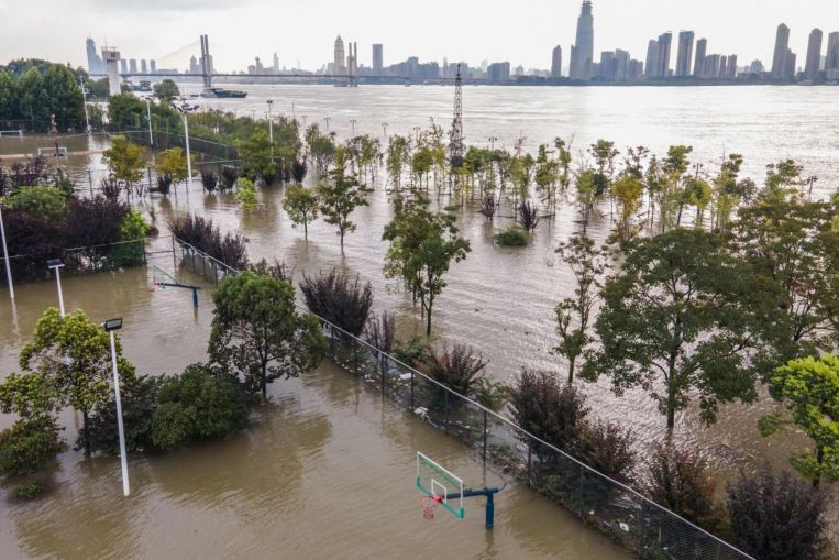 China's Guangxi issues level IV emergency response to approaching typhoon Higos