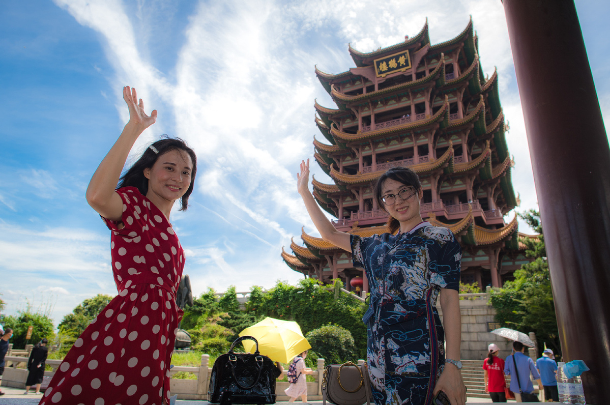 Free-entry policy attracts tourists to Hubei