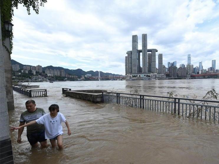 Chongqing raises emergency response for flood control to highest level