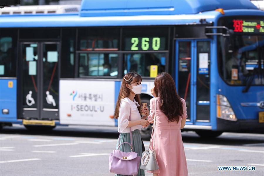 S. Korea reports 246 more COVID-19 cases, 15,761 in total