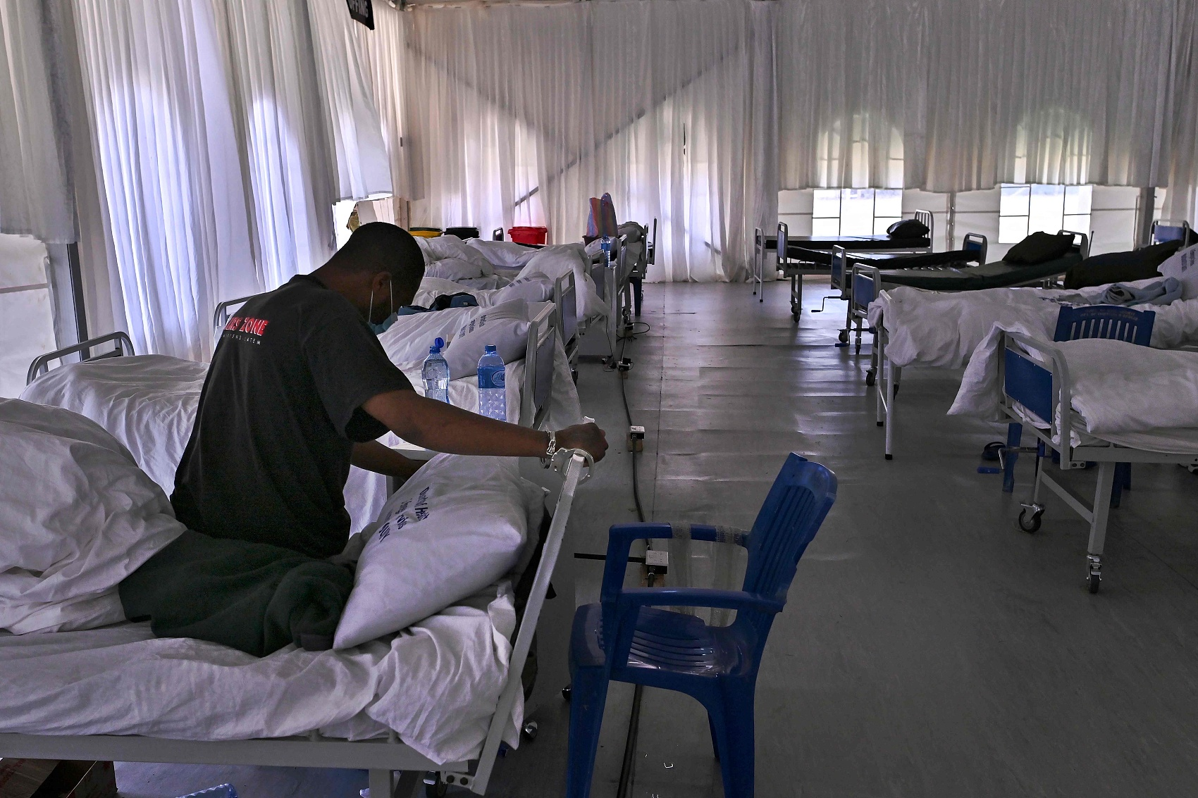 China's medical teams help cement China-Africa friendship amid COVID-19