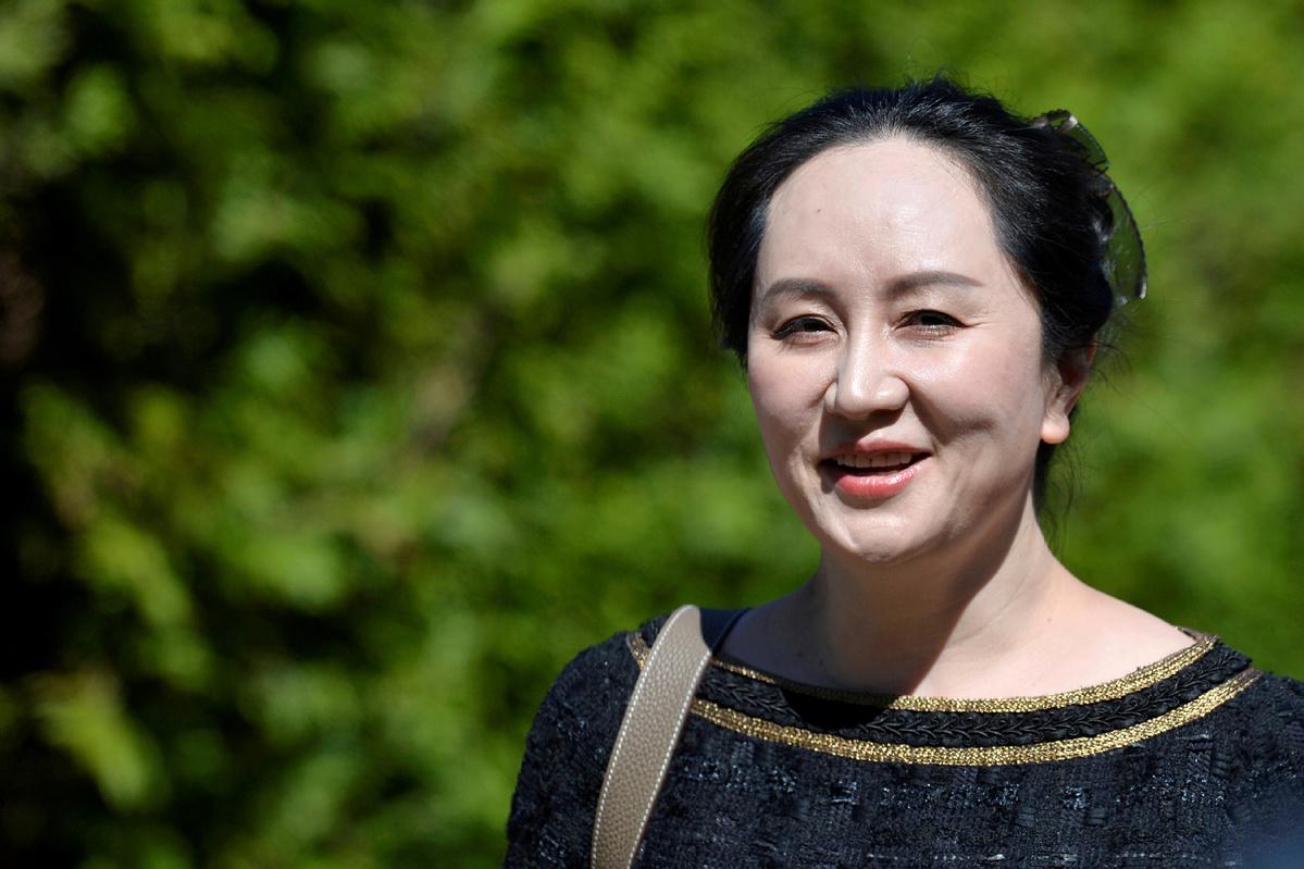Immediate release of Huawei CFO urged