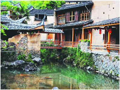 Ancient Chinese village uses cultural, creative industry to bring about rural revitalization