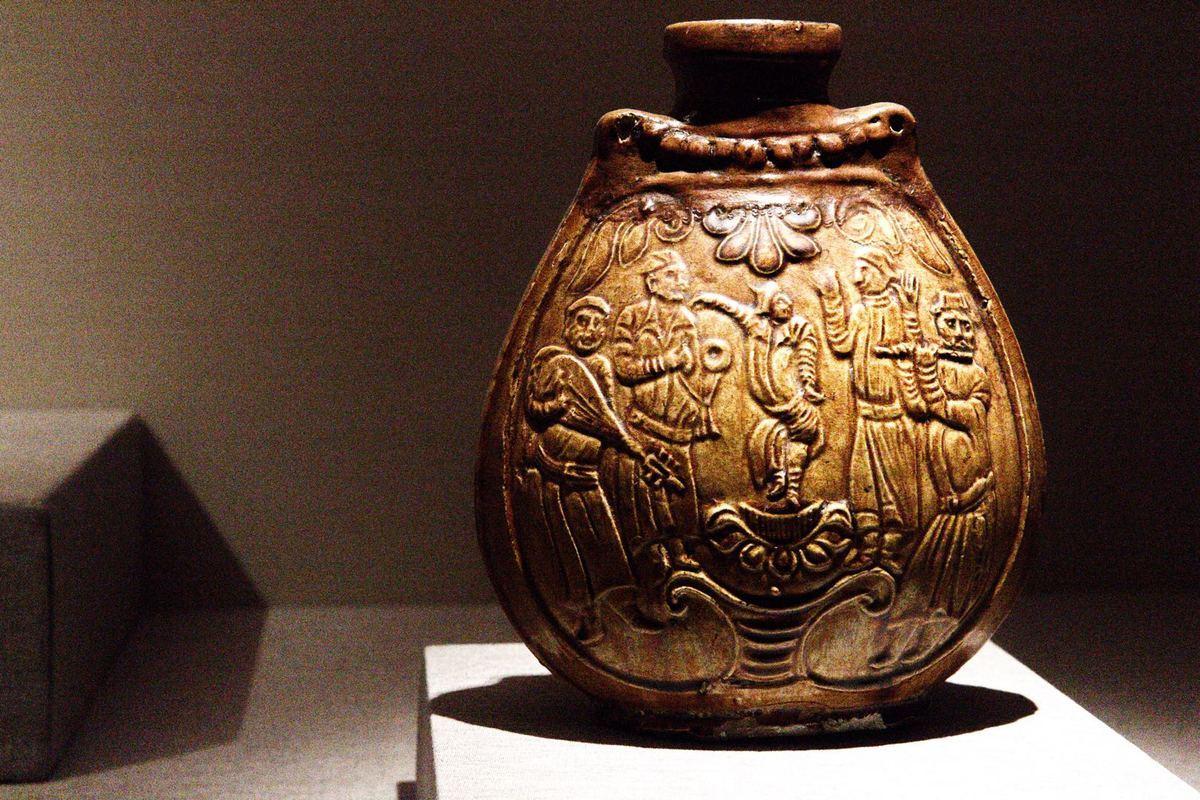 Ancient instruments resound through centuries