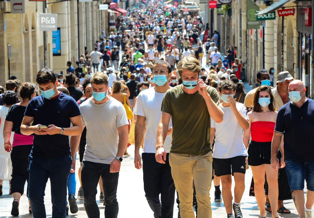 The latest: COVID-19 outbreak worldwide (Updated August 18)