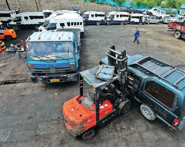 New rules on car recycling, scrapping welcomed as good for business