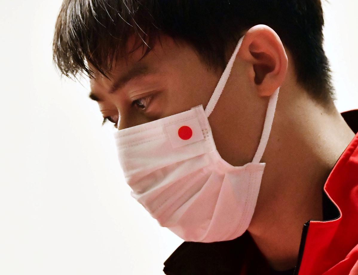 Kei Nishikori tests positive for COVID