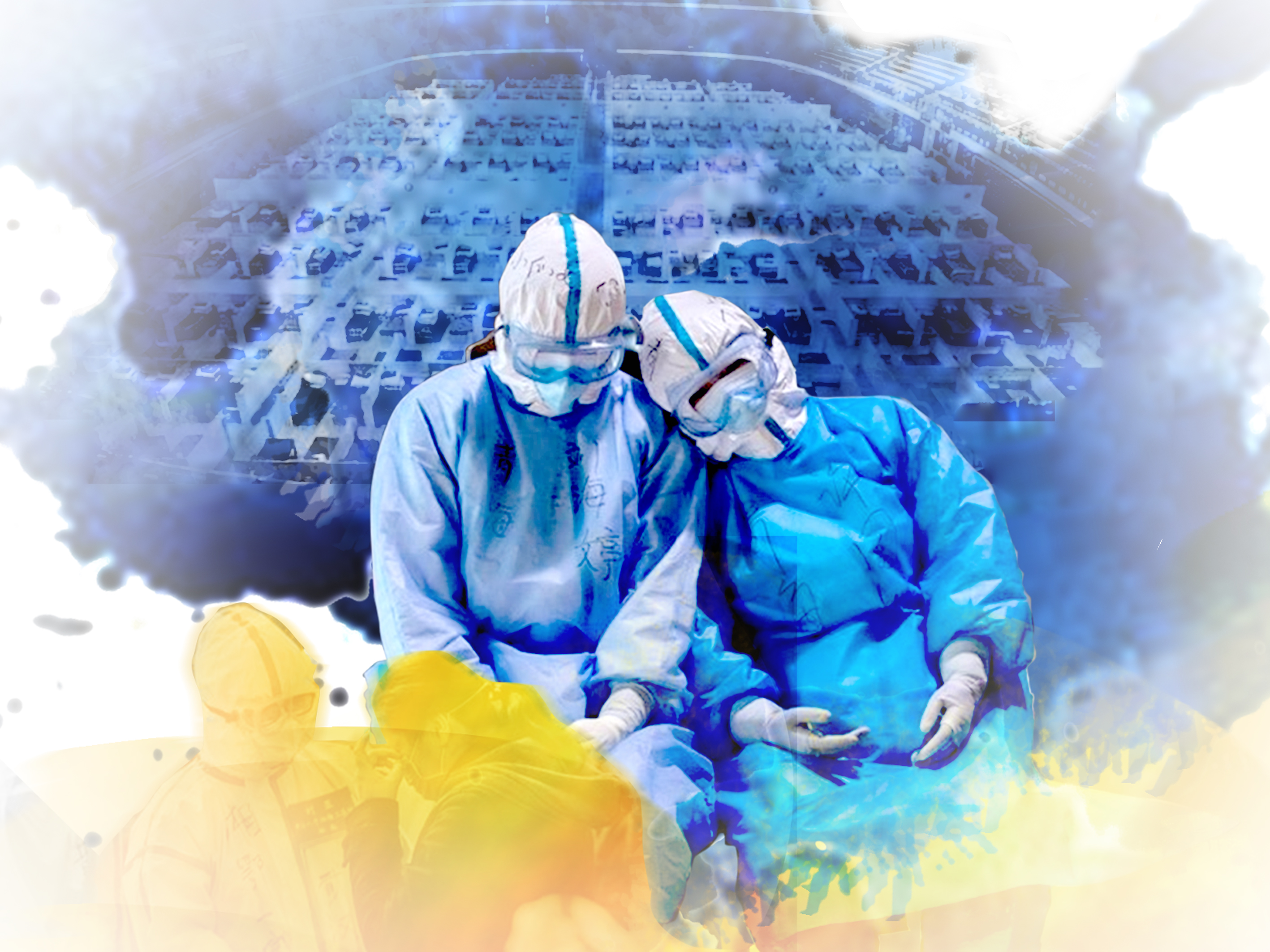 Chinese Medical Workers' Day: Thank you for being there for us