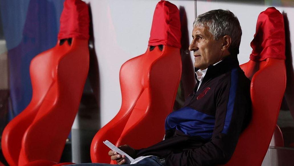 Barcelona sacks Quique Setién following Bayern Munich thrashing