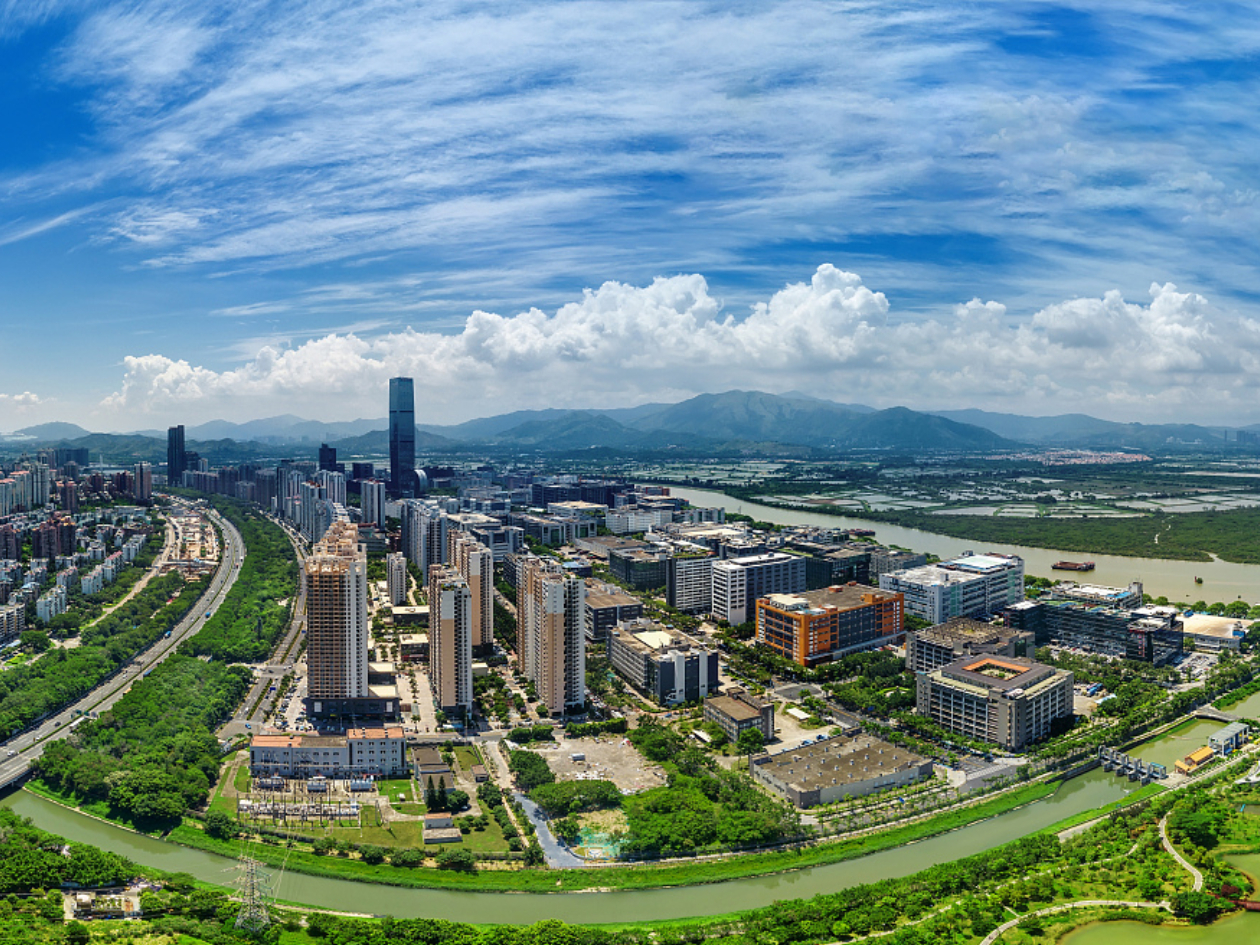 Shenzhen to become a top-tier world city in economic strength, development quality in five years