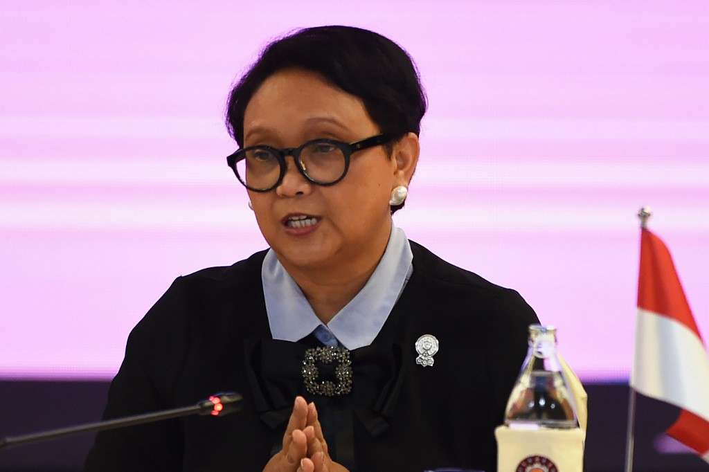 Indonesian FM to visit China