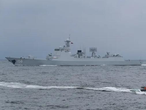 PLA tracks, monitors US warship's transit through Taiwan Straits: PLA spokesperson
