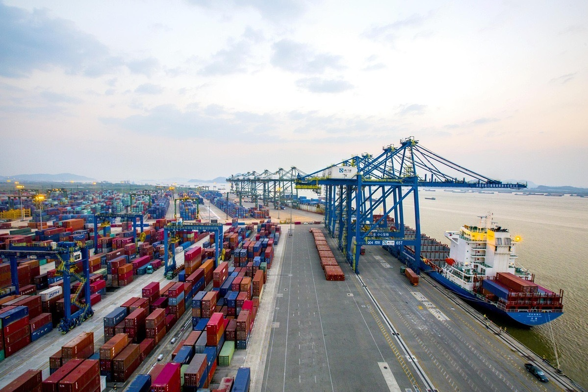 Guangdong's foreign trade rebounds 10.9% in July