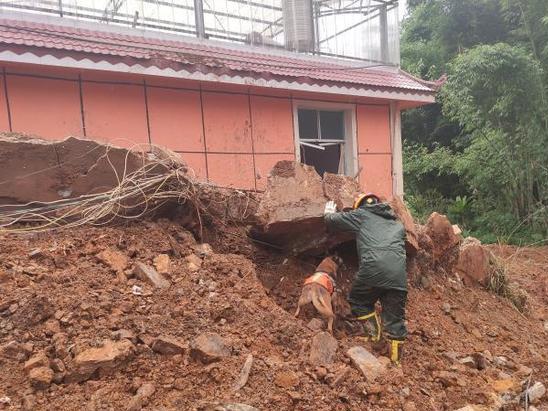 3 dead, 2 missing from southwest China landslide