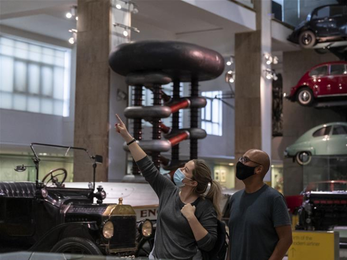 Science Museum in London to reopen on Aug. 19