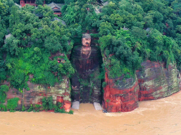 SW China's Sichuan flood subsides