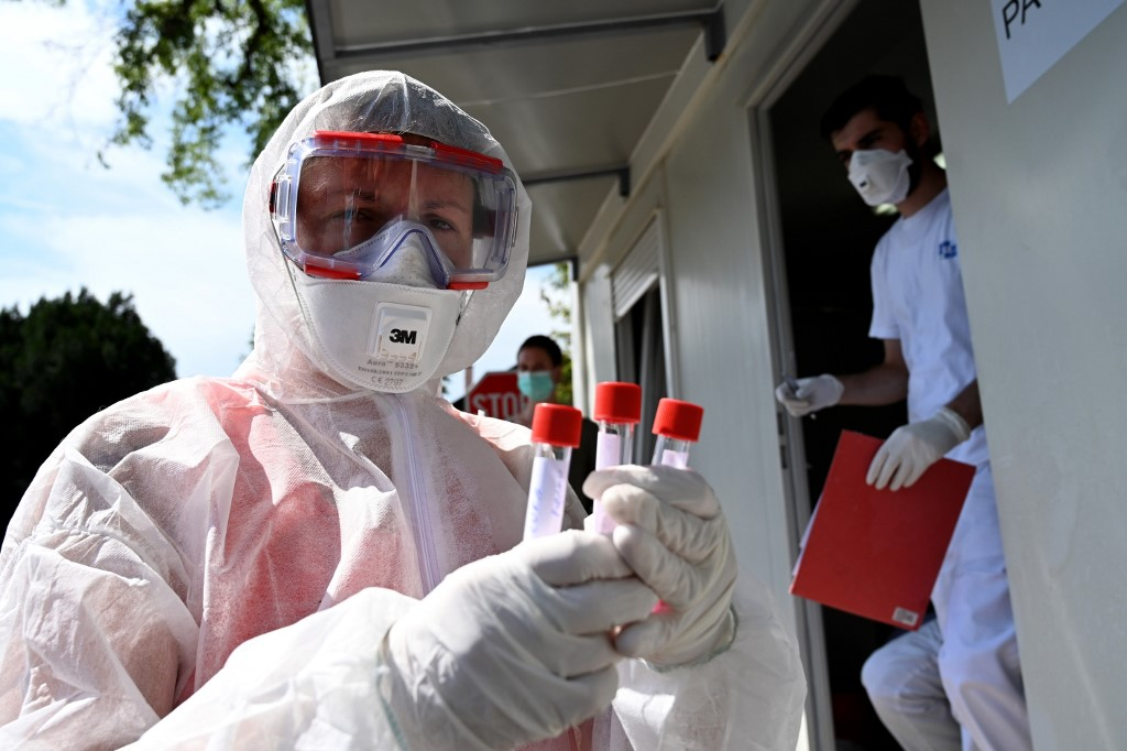 The latest: COVID-19 outbreak worldwide (Updated August 19)