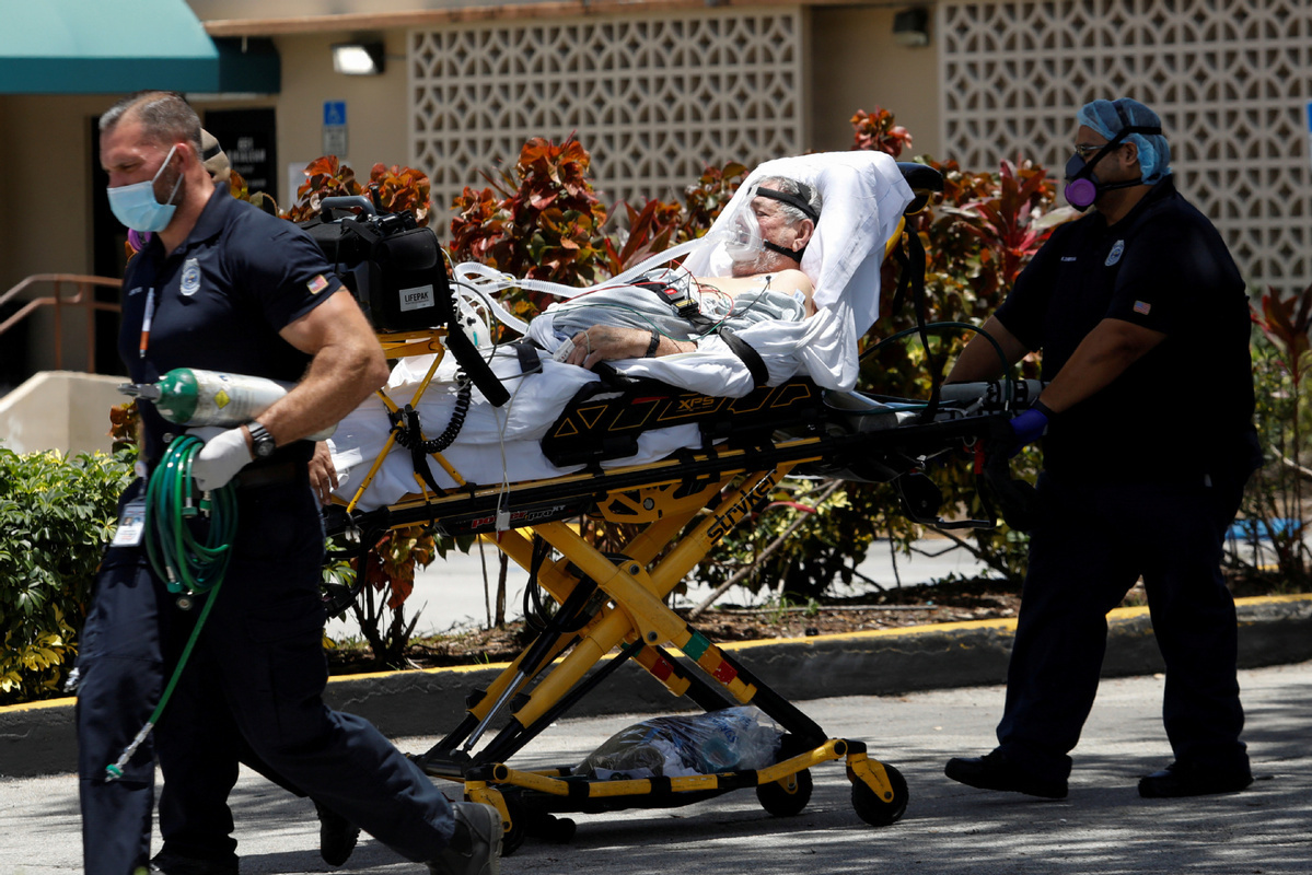 US deaths from COVID-19 far more than other high-income economies: report
