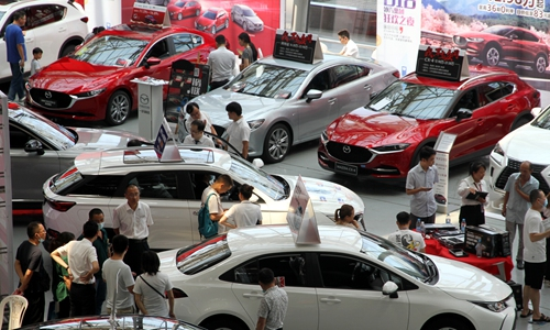 China leads global auto recovery