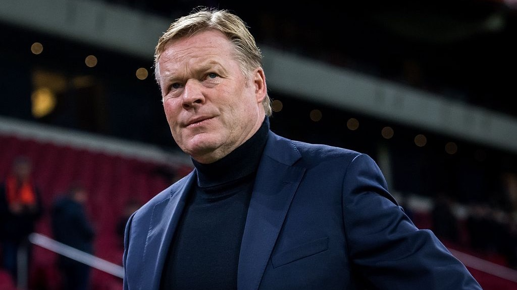Barcelona set to appoint Ronald Koeman as new coach after sacking Quique Setien