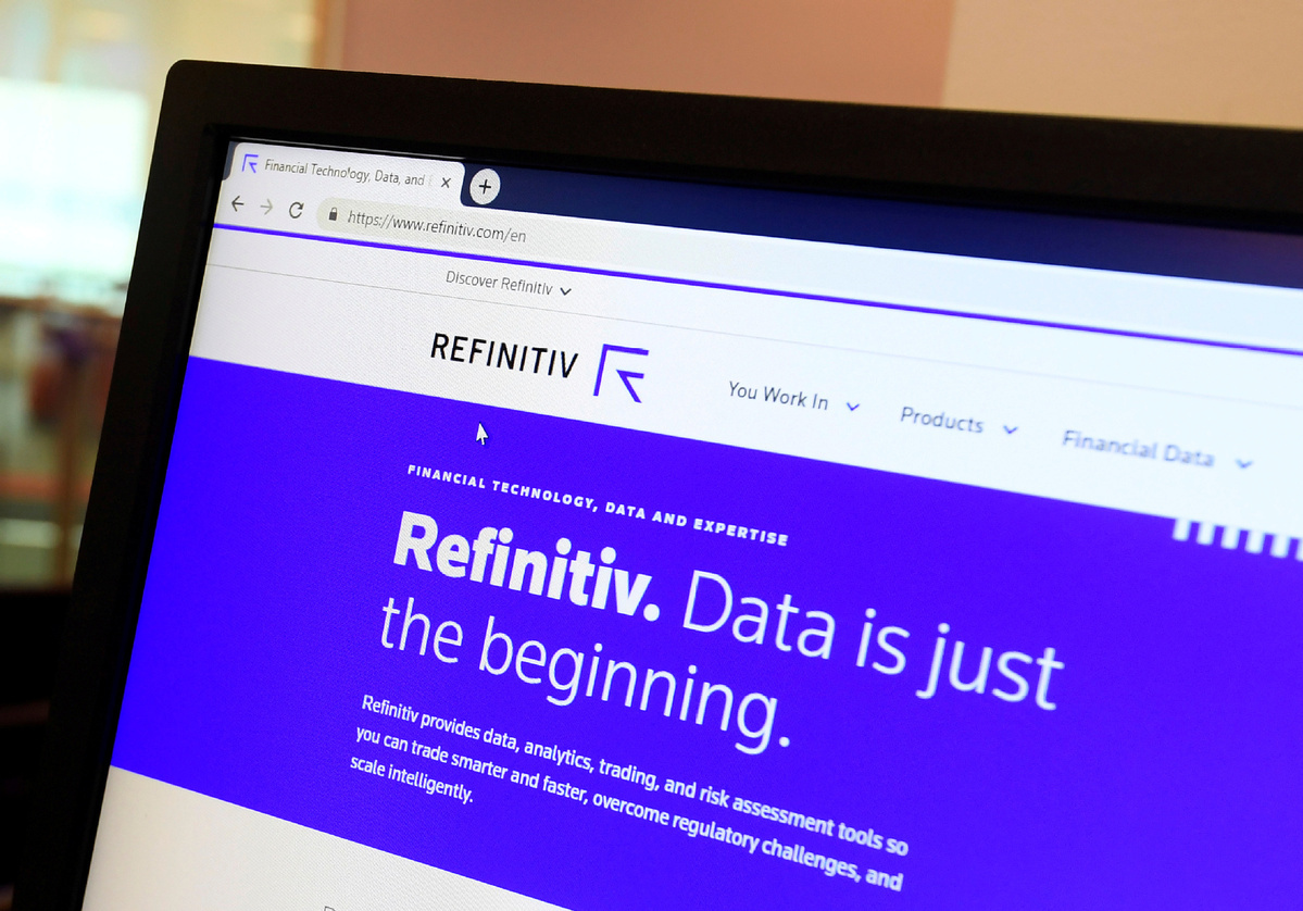 Refinitiv sees room for better growth