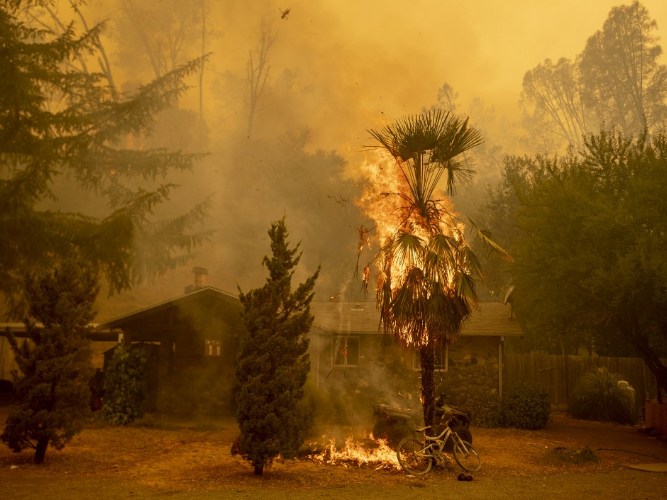 California declares statewide emergency to fight wildfires