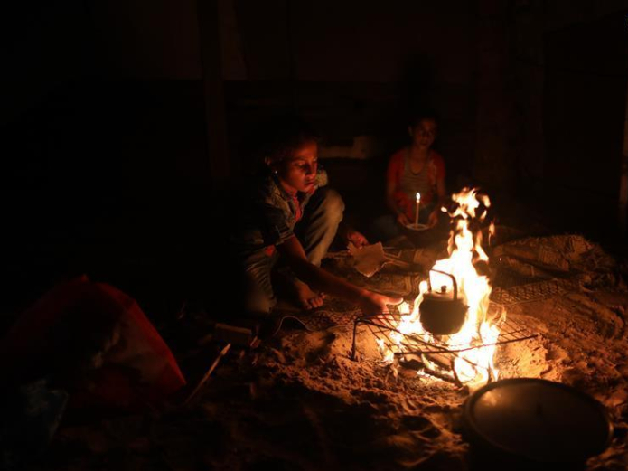 Gaza's only power plant shuts down due to fuel shortage