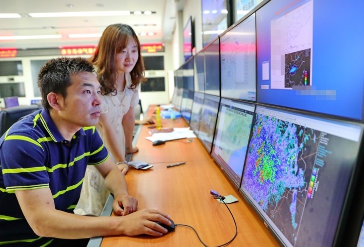 Intelligent weather forecast helps prevent, alleviate natural disasters