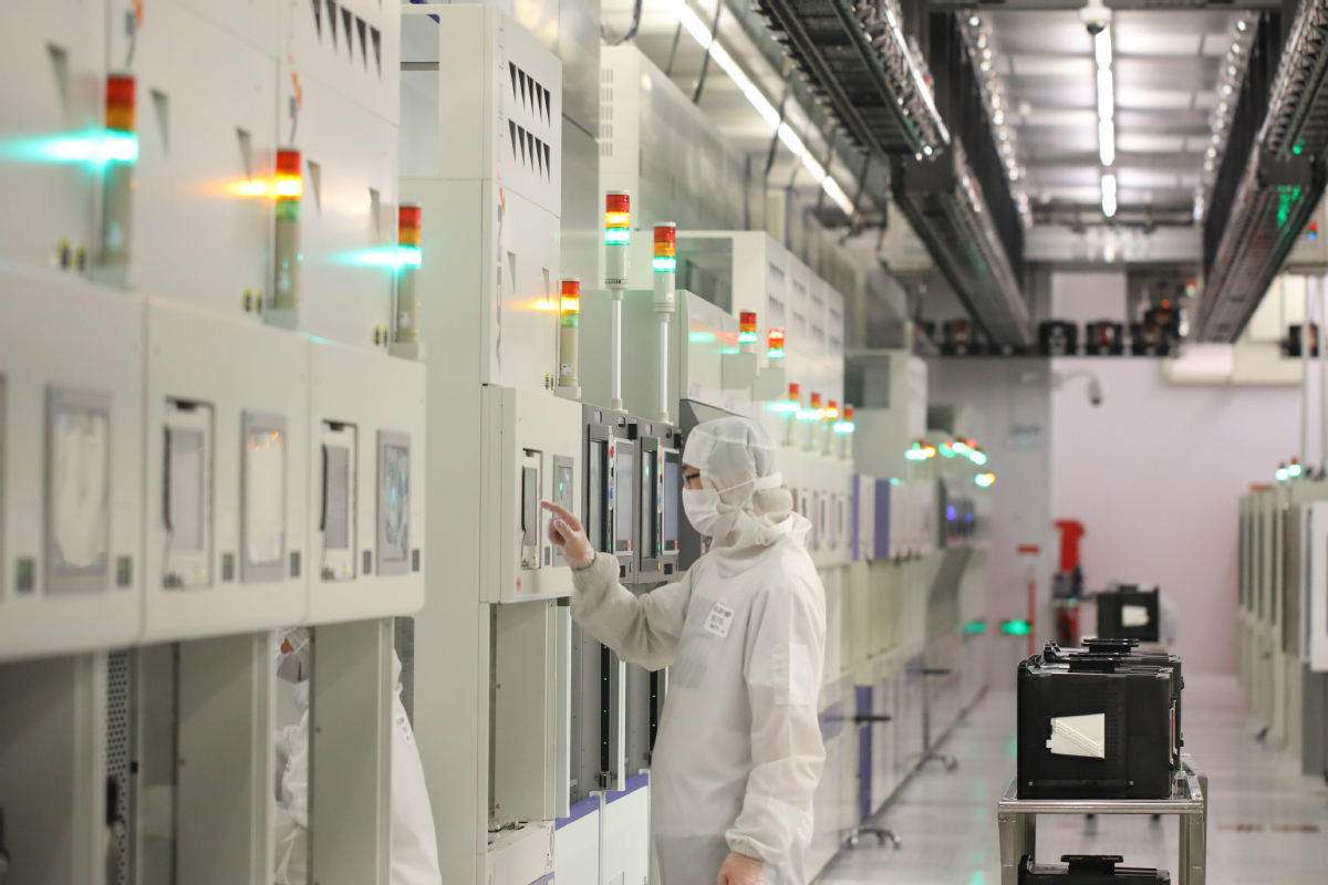 Self-sufficiency rate of China's chip industry to reach 70%