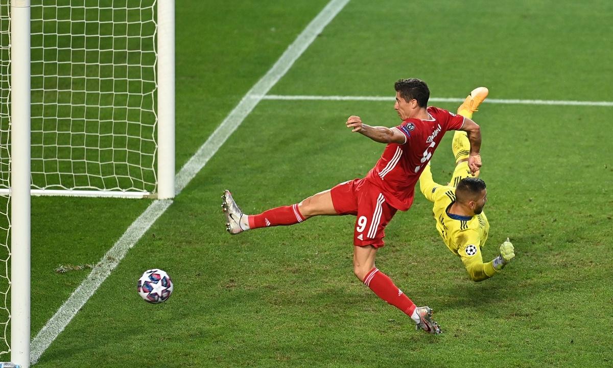 Bayern reach final