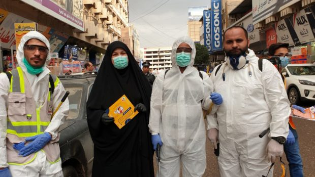Iraq's tally of COVID-19 cases exceeds 190,000