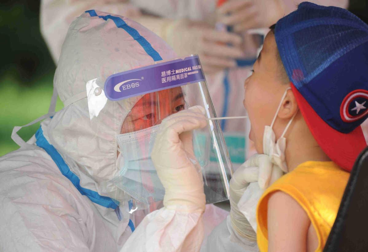 Guideline cites incubation period of virus