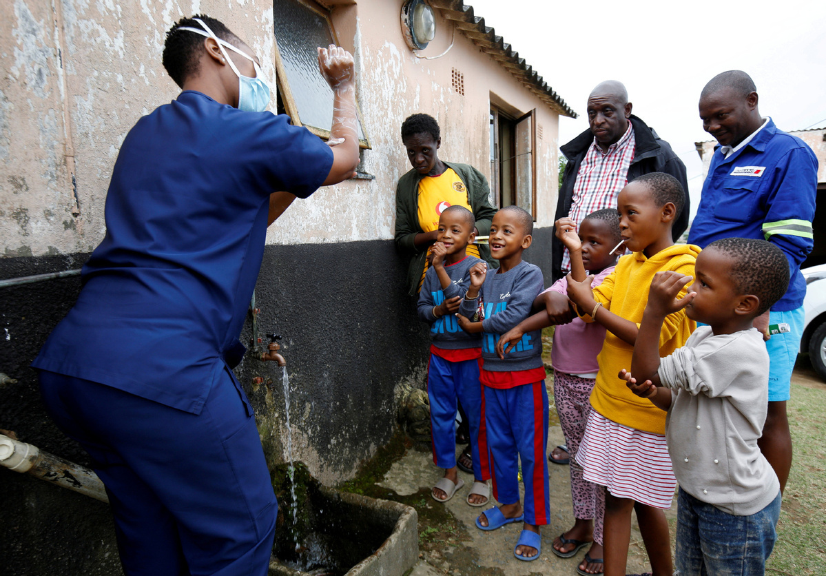 Africa takes measures to protect children from violence in time of COVID-19