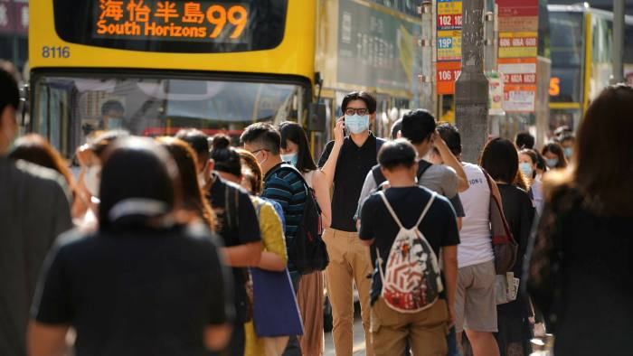 Hong Kong reports 18 new COVID-19 cases, 4,604 in total